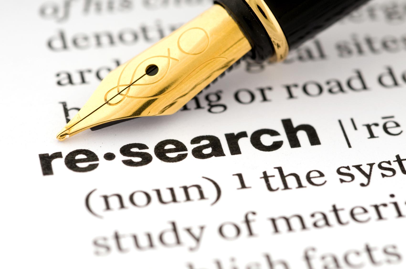 پژوهش و مقاله