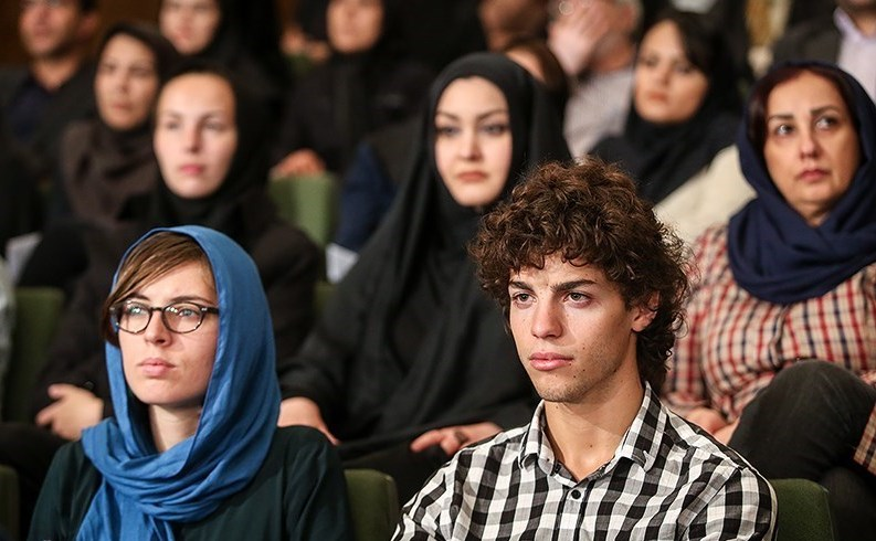 تحصیل دانشجویان 75 کشور دنیا در دانشگاه تهران